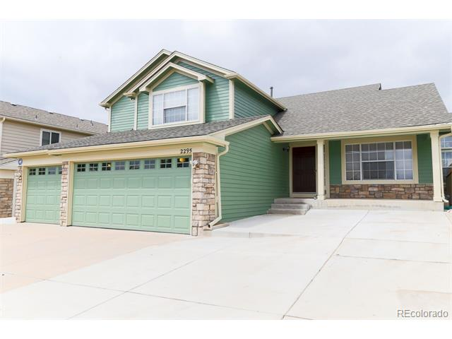 2295 S Deframe Court, Lakewood, CO 80228