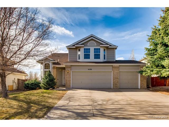 16198 Willowstone Street, Parker, CO 80134