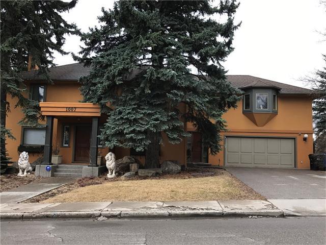 1007 HILLCREST Avenue SW, Calgary, AB T2T 0Z3