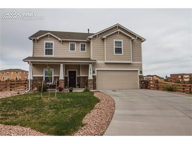 10918 Middlegate Court, Peyton, CO 80831