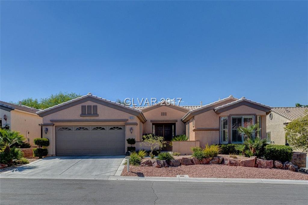 4215 RIVA DE TIERRA Lane, Las Vegas, NV 89135