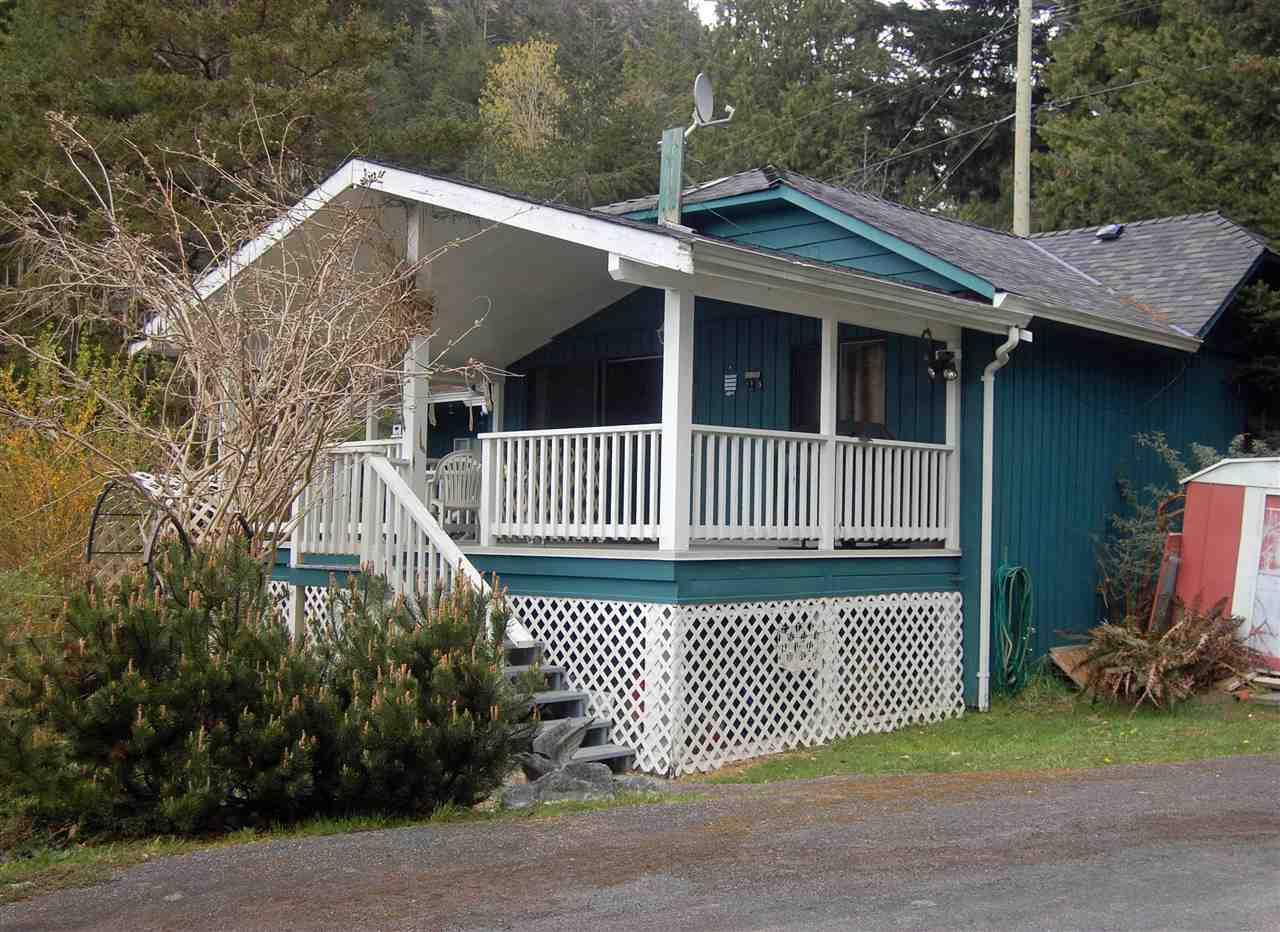 13327 KAMMERLE ROAD, Garden Bay, BC V0N 1S1