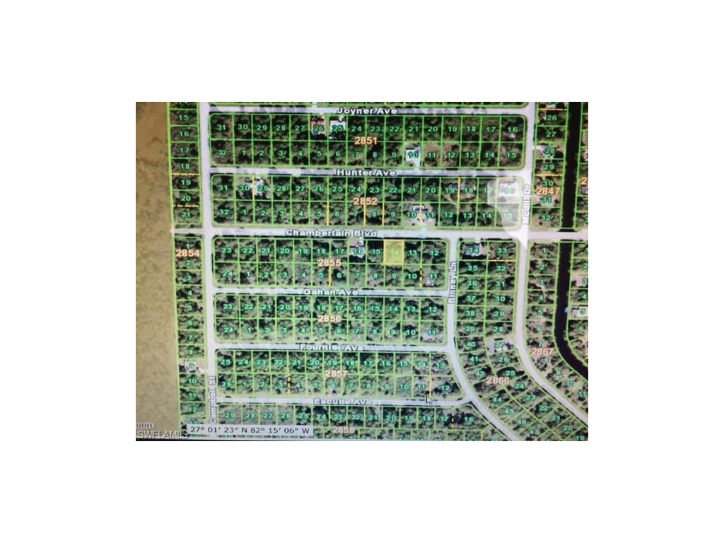 12097 Chamberlain BLVD, PORT CHARLOTTE, FL 33953