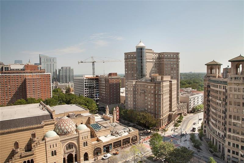 620 NE Peachtree Street 1814, Atlanta, GA 30308