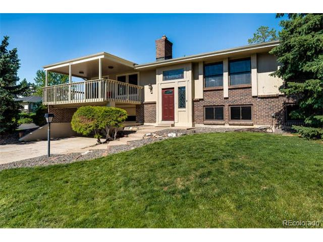4697 S Yates Street, Denver, CO 80236