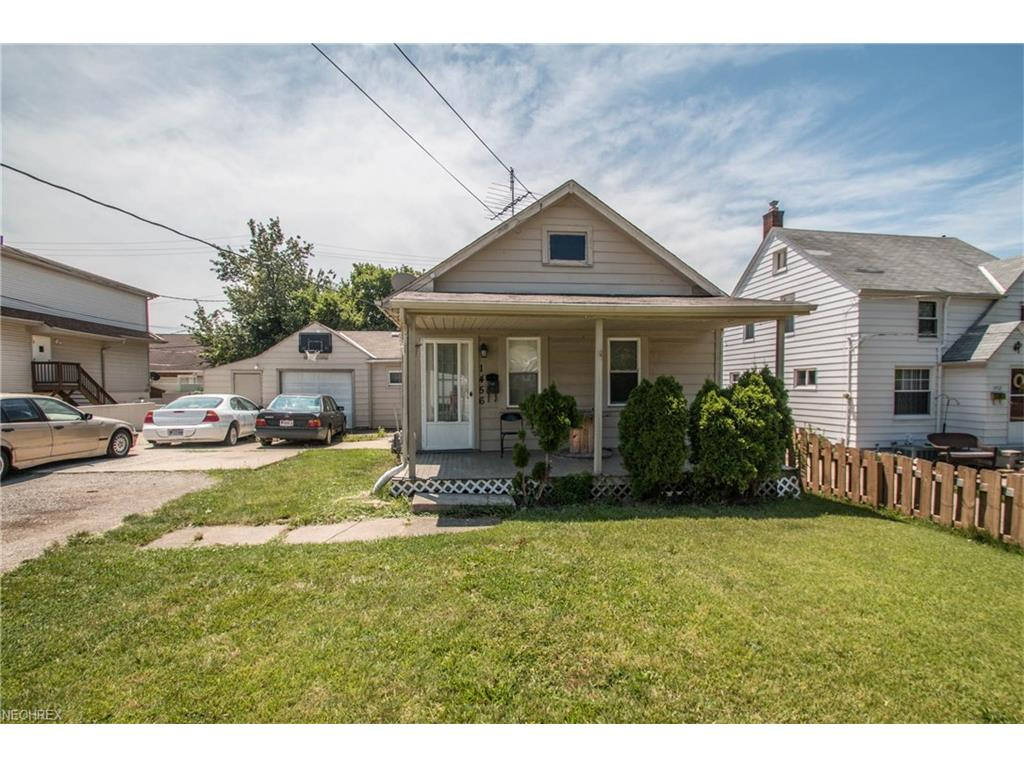 1456 Silver St, Wickliffe, OH 44092