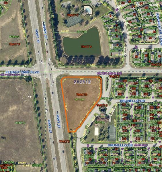 FLORENCE VILLA GROVE ROAD, DAVENPORT, FL 33897