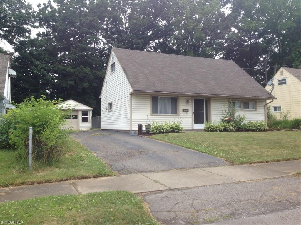 182 S Cleveland Ave, Niles, OH 44446