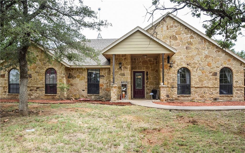 490 Carter Lane, Santo, TX 76472
