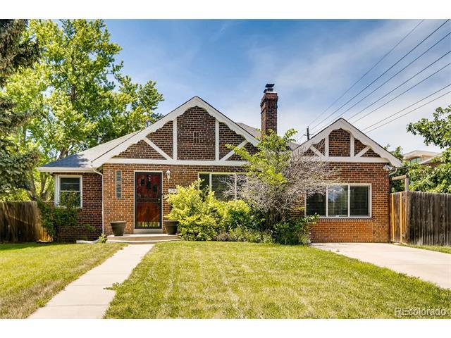 795 Jersey Street, Denver, CO 80220