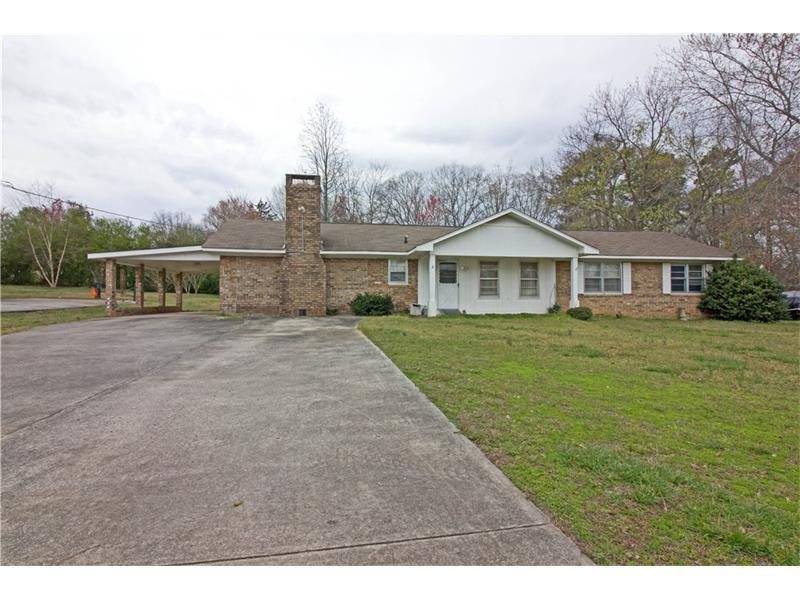 1560 SE Old Rockmart Road, Silver Creek, GA 30173