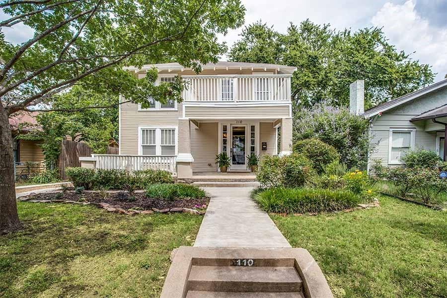 110 S Montclair Avenue, Dallas, TX 75208