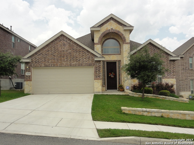 24418 GLASS CYN, San Antonio, TX 78260