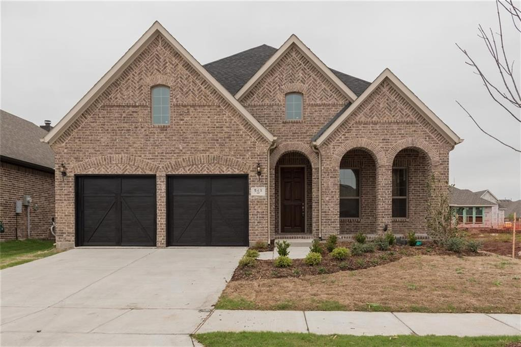 845 Sandbox Drive, Little Elm, TX 76227