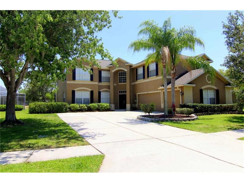 4310 HARBOR LAKE DRIVE, LUTZ, FL 33558