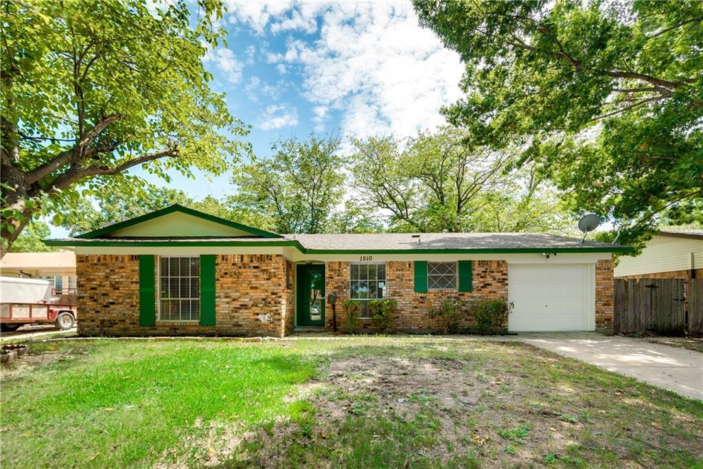 1510 Pine Knot Drive, Garland, TX 75044
