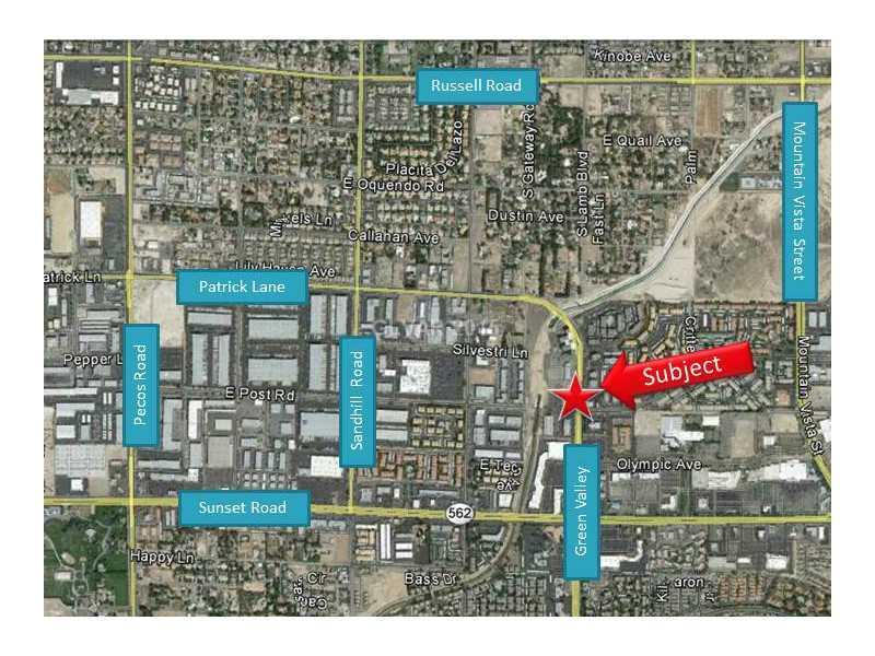 2905 N GREEN VALLEY PW Parkway, Las Vegas, NV 89014