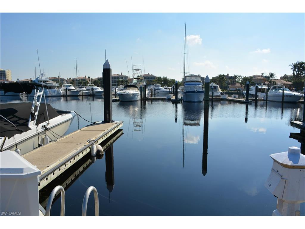 38 Ft. Boat Slip at Gulf Harbour A-11, FORT MYERS, FL 33908