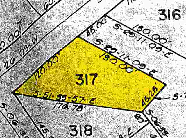 Lot #317 Sec. 14 of Rayburn Country, Brookeland, TX 75931