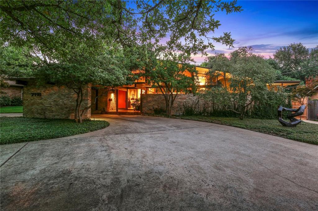 7115 Brookshire Circle, Dallas, TX 75230