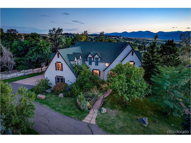 7831 Spring Drive, Boulder, CO 80303