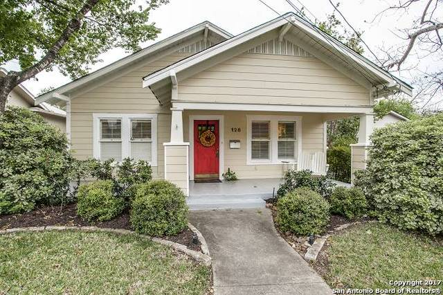 126 NORMANDY AVE, Alamo Heights, TX 78209