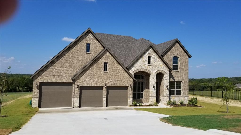 1214 Firefly Ridge, Blue Ridge, TX 75424