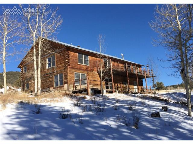 2571 County 861 Road, Victor, CO 80860