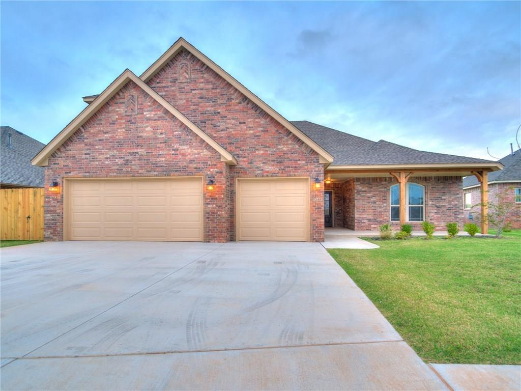 6309 Green Meadow Lane, Oklahoma City, OK 73132