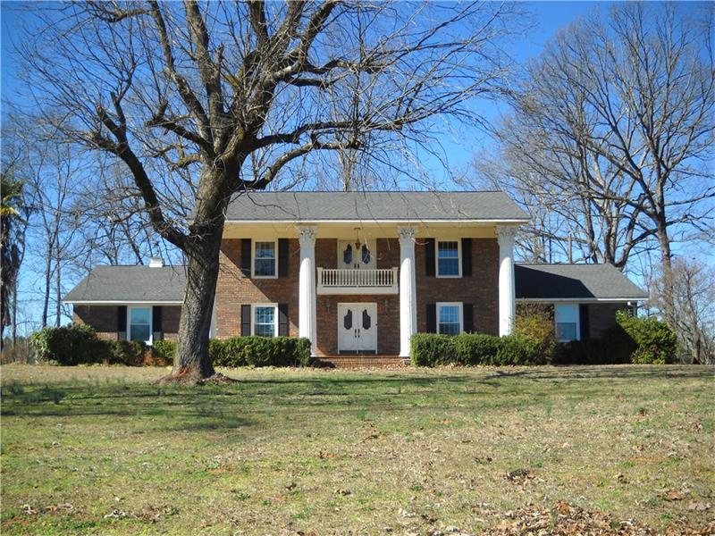 451 Toms Creek Road, Martin, GA 30557