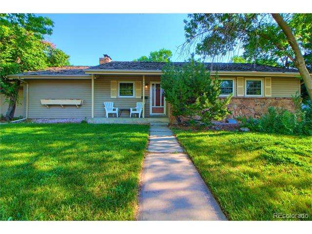 555 W Caley Circle, Littleton, CO 80120