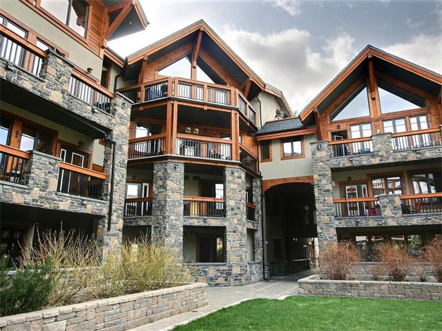 505 Spring Creek Drive 211, Canmore, AB T1W 0C5
