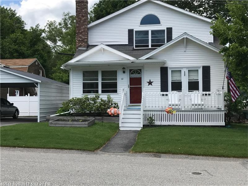 61 Willow , South Portland, ME 04106