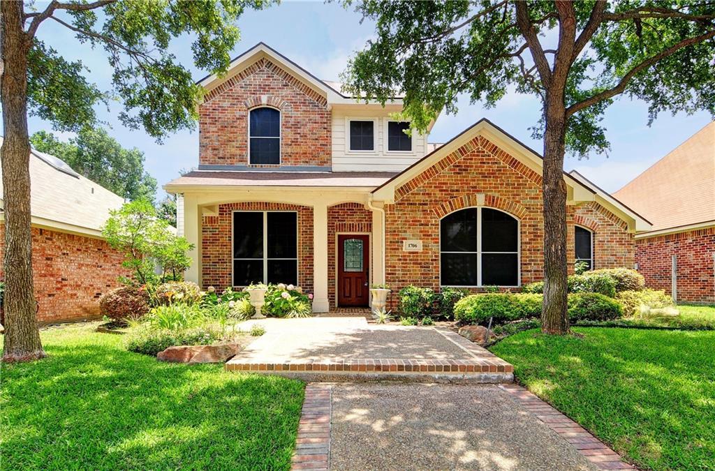 1706 Hackberry Branch Drive, Allen, TX 75002
