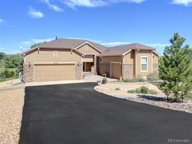 42269 Kingsmill Circle, Elizabeth, CO 80107