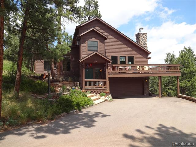 7221 S Brook Forest Road, Evergreen, CO 80439