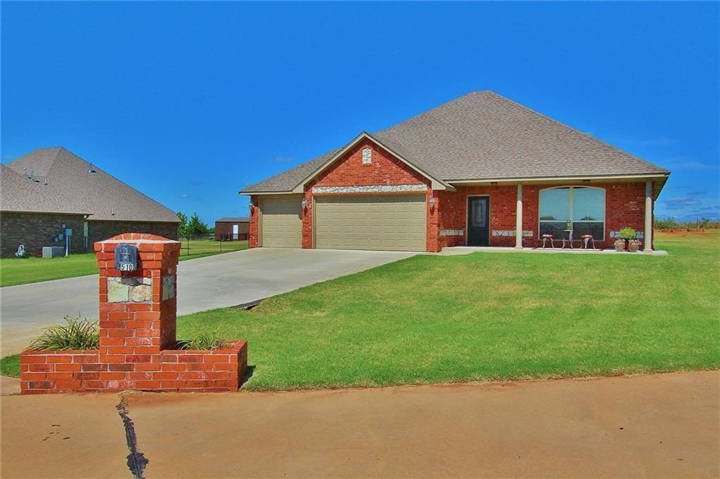 510 Talon Drive, Newcastle, OK 73065