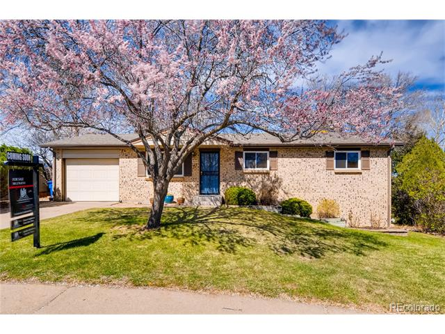 5031 S Zinnia Court, Morrison, CO 80465