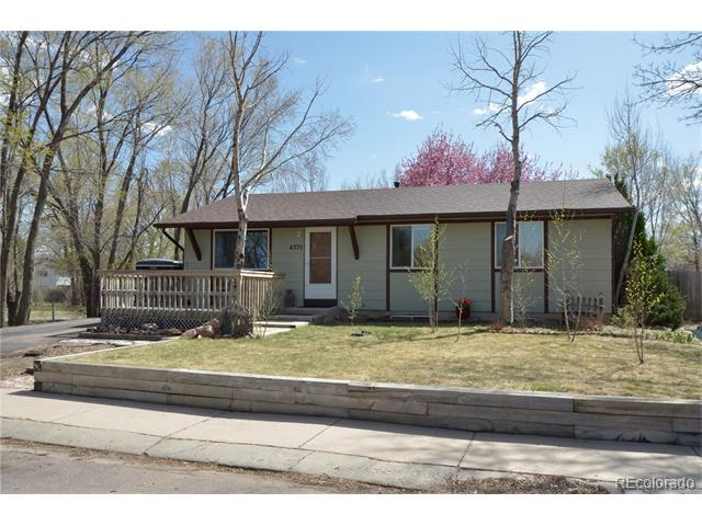 4375 Sedate Lane, Colorado Springs, CO 80917