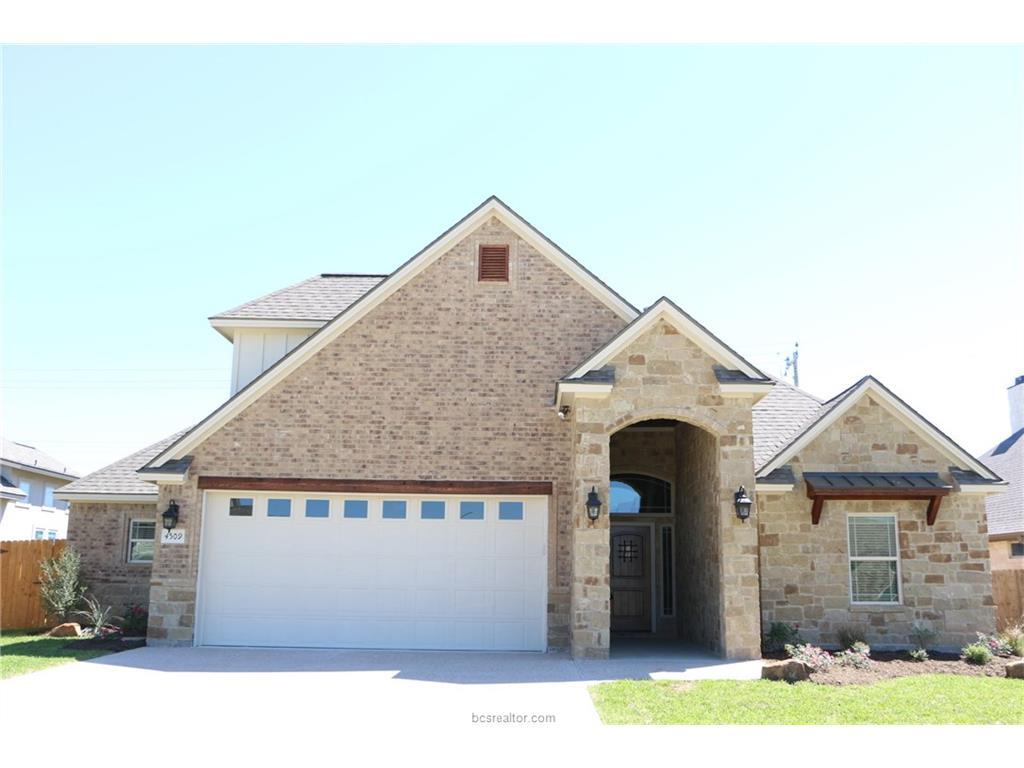 4509 Tonbridge Drive, College Station, TX 77845