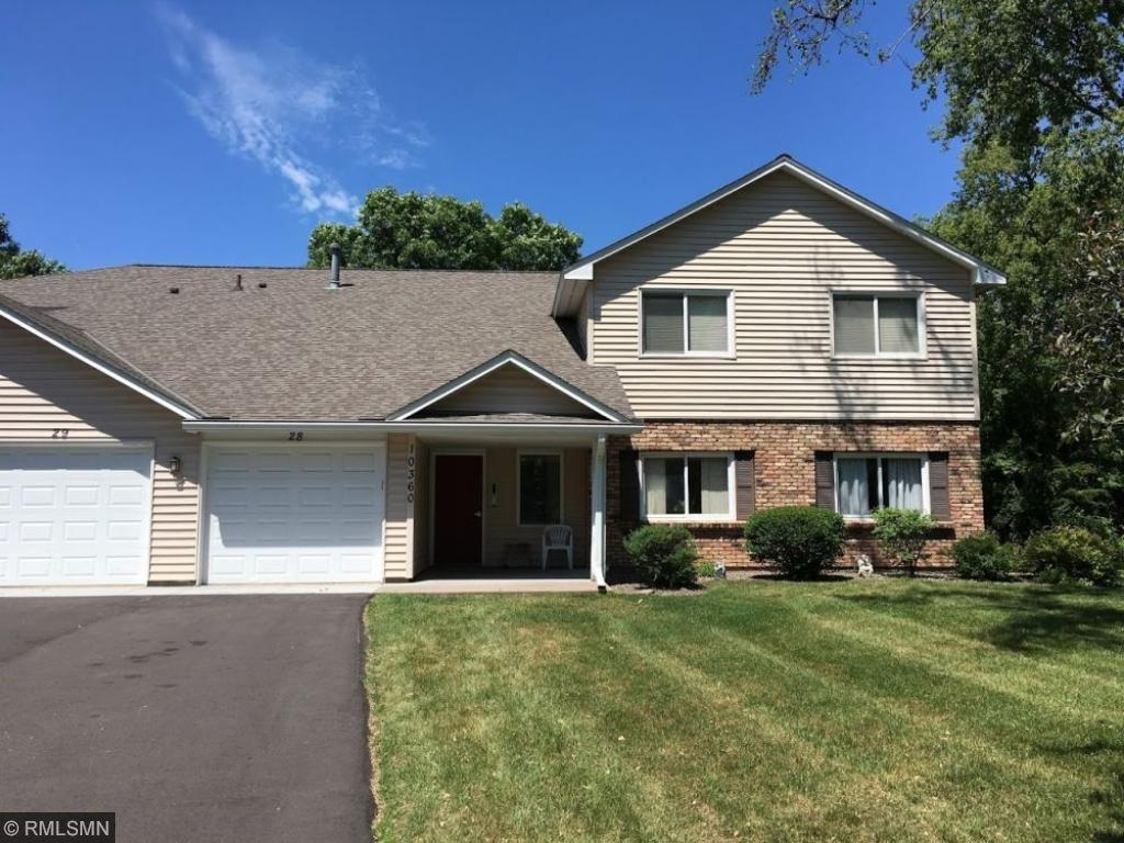 10360 Linnet Circle NW 28, Coon Rapids, MN 55433