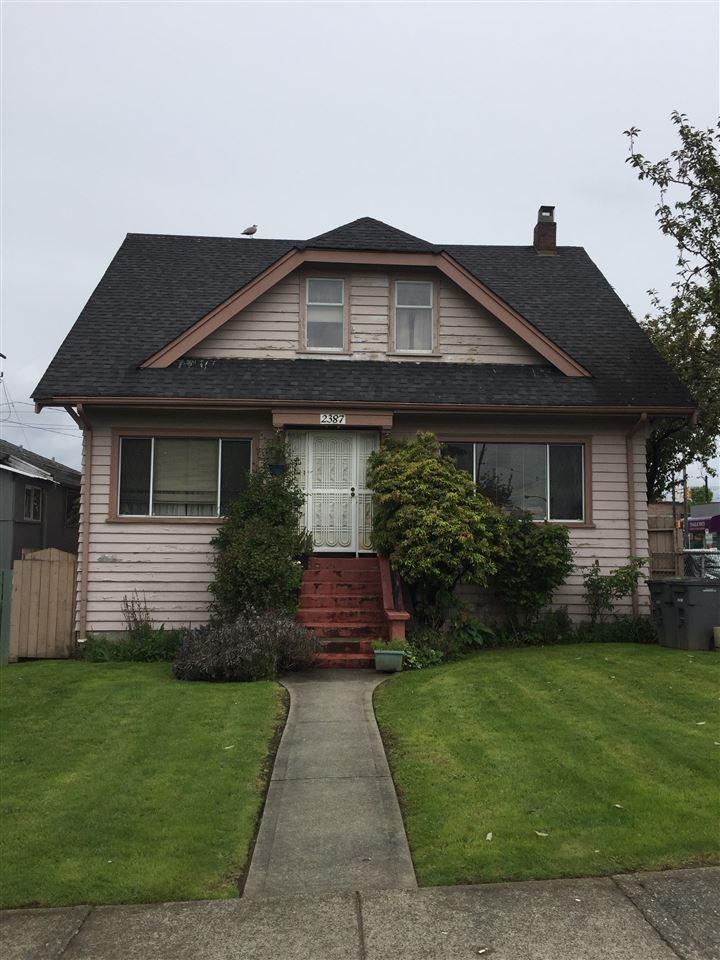 2387 E PENDER STREET, Vancouver, BC V5L 1X7