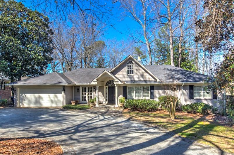 3054 NW Arden Road, Atlanta, GA 30305