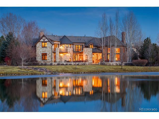 1 Sandy Lake Road, Cherry Hills Village, CO 80113
