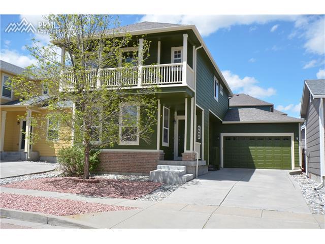 6604 Abbeywood Drive, Colorado Springs, CO 80923
