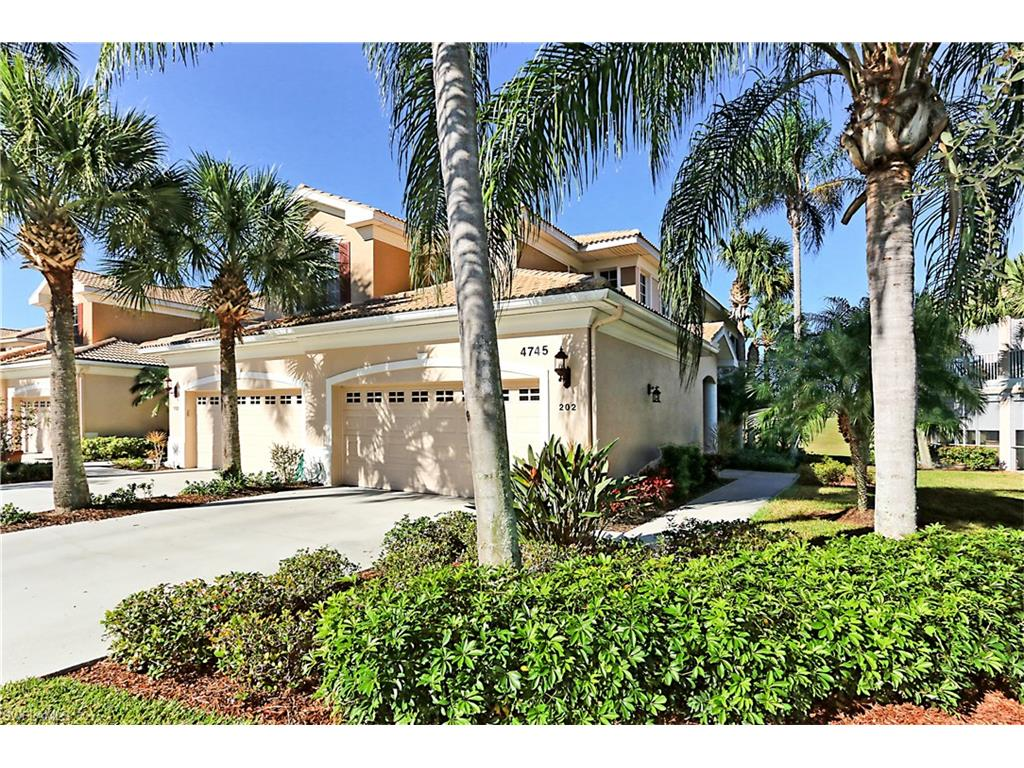 4745 Shinnecock Hills CT 202, NAPLES, FL 34112