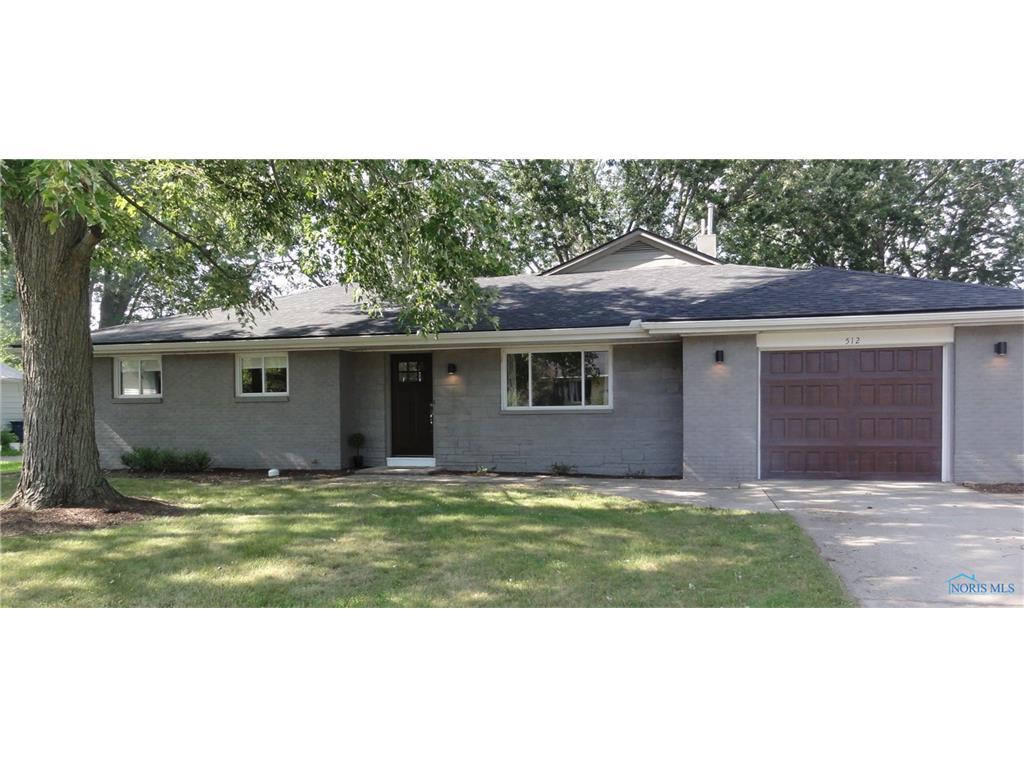 512 Mettabrook Drive, Swanton, OH 43558
