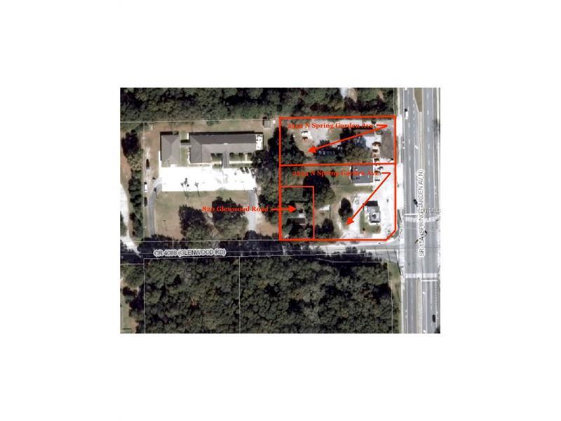 820 GLENWOOD ROAD, DELAND, FL 32720