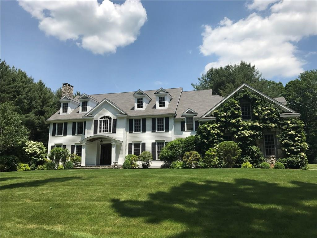 20 Old Stagecoach Road, Redding, CT 06896
