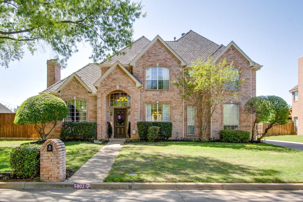 5802 Highland Hills Lane, Colleyville, TX 76034